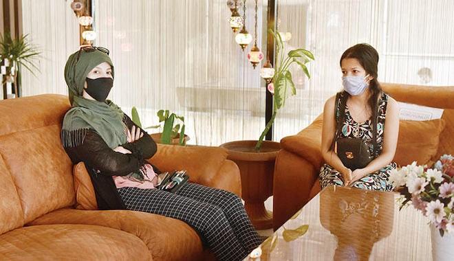 Yüzlerce Cezayirli ülkelerine döndü, ödenmeyen otel faturası ortada kaldı