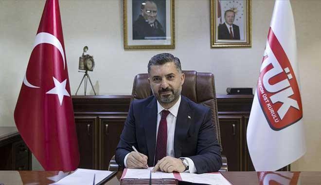 RTÜK Başkanı Ebubekir Şahin de Halkbank Yönetim Kurulu üyeliğine atandı
