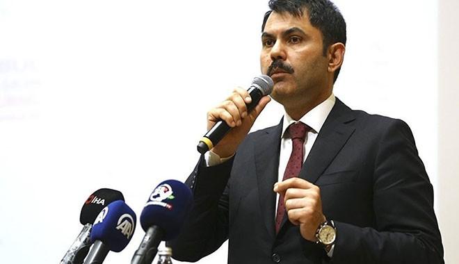 Bakan Kurum: Haliç'teki görüntüler içimizi sızlatıyor