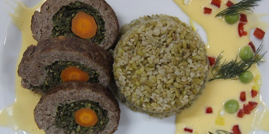 Gastronomi Kenti Hatay'ın Yeni Lezzeti 'Expo Kebabı'