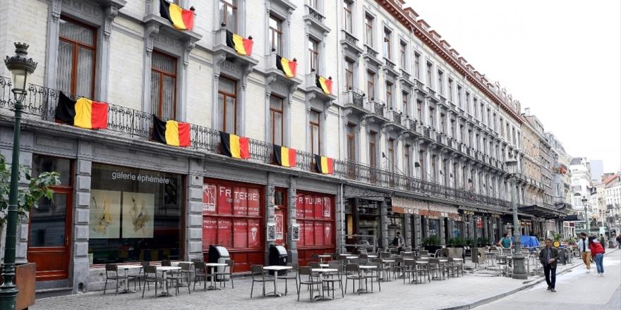 Belçika'da Kovid-19 Vaka Sayısı 60 Bini Geçti