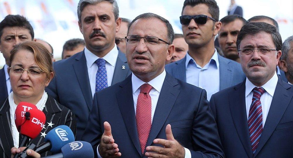 AK Partili Bozdağ'dan Danıştay'ın 'Andımız' kararına tepki