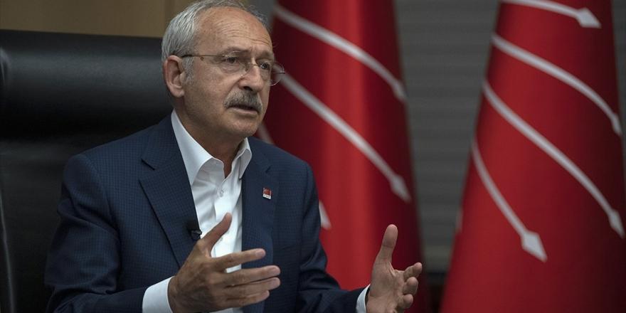 Chp Genel Başkanı Kılıçdaroğlu: Ahlaki Temelleri Güçlü Olan Bir Toplum İnşa Etmemiz Gerekiyor