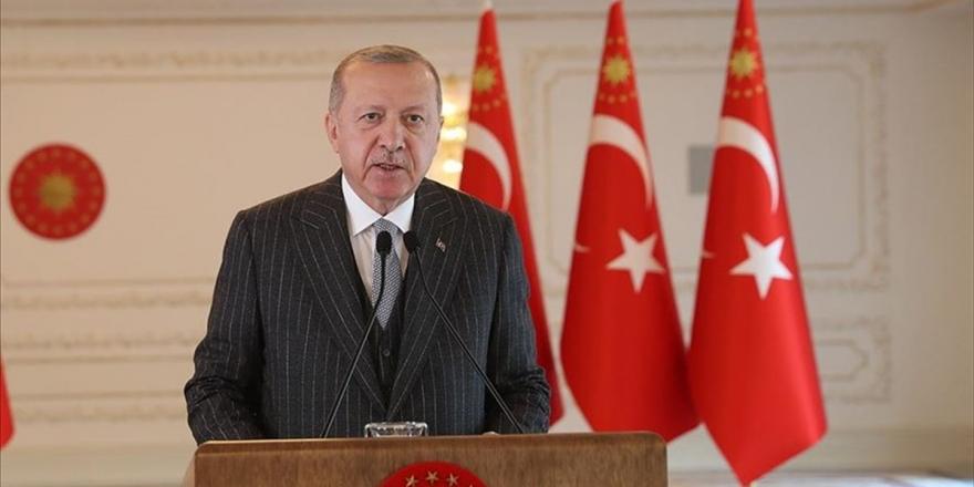 Cumhurbaşkanı Erdoğan: İslam İktisadı Krizden Çıkışın Anahtarıdır