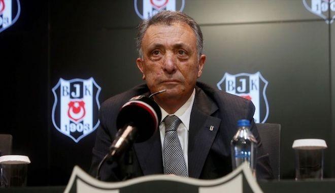 Ahmet Nur Çebi: Beşiktaş'a 100 milyon TL'ye yakın para verdim