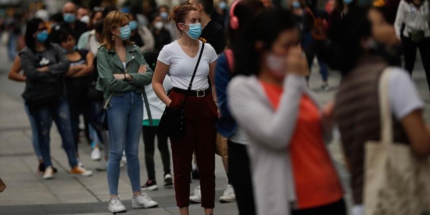 Dünya Genelinde Kovid-19 Tespit Edilen Kişi Sayısı 7 Milyon 996 Bini Geçti