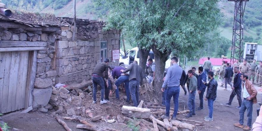 AFAD: Bingöl'de 5,6 Büyüklüğünde Deprem