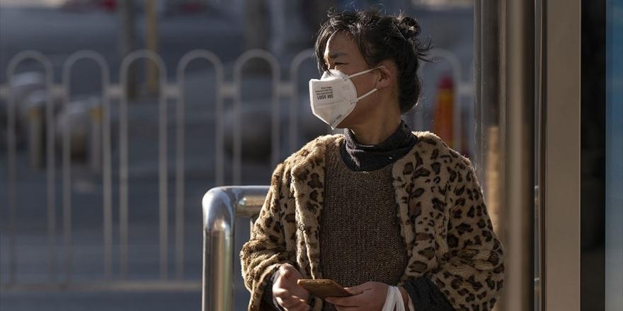 Pekin'de Kovid-19 Vaka Artışı Nedeniyle 'Kontrol Tedbirleri' Getirildi
