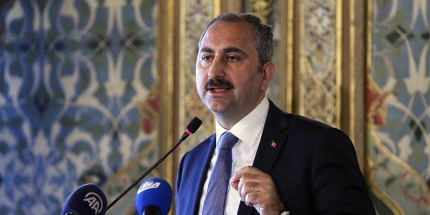 Adalet Bakanı Gül'den 'Öğrenci Andı' açıklaması