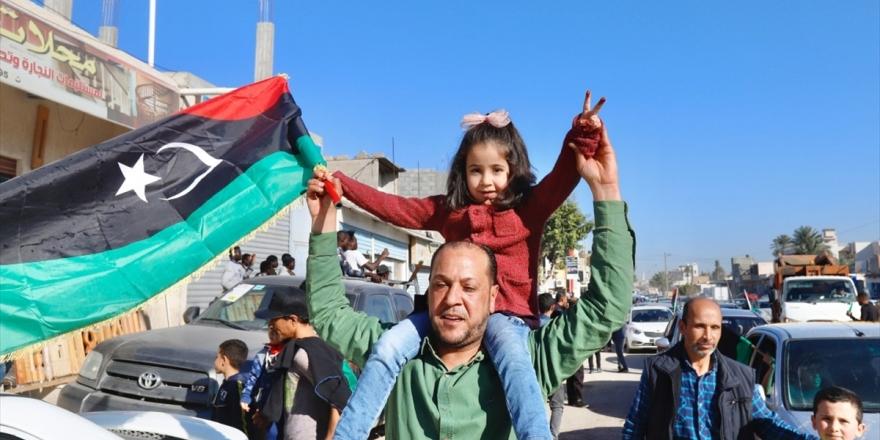 Libya'nın Tacura Kentinin En Önemli Caddesine Kanuni Sultan Süleyman'ın Adı Verildi