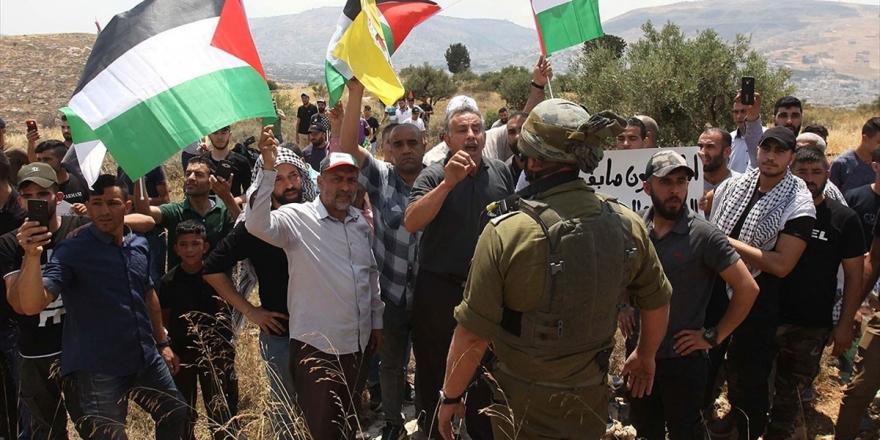 İsrailli Bakan: Tek Taraflı İlhak İsrail'in Geleceği İçin Tehlikeli Olur