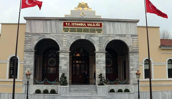 İstanbul Valiliği'nden 15 günlük yasak kararı