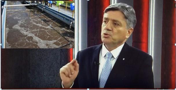 SPD Başkanı Yıldız :Yeni Atıksu Genelgesi ile tarımda kullanılan arıtılmış atıksuyun kalitesi de bilinecek