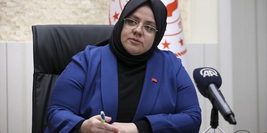 Aile, Çalışma Ve Sosyal Hizmetler Bakanı Selçuk: 12 İlacı Daha Geri Ödeme Listesine Aldık