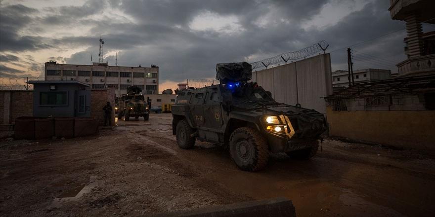 Hatay Valiliği: 11 Bombalı Eylemin Faili 7 Ypg/pkk'lı Terörist Afrin'de Yakalandı