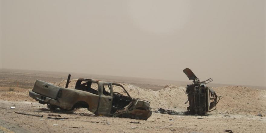 Libya'da Hafter Milislerinin Kaçarken Tuzakladığı Patlayıcılar 39 Can Aldı
