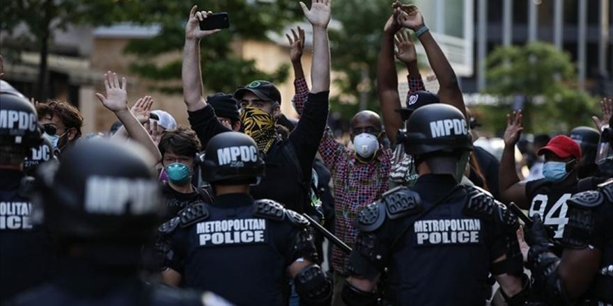 ABD Başkanı Trump 'Polis Reformu' Kararnamesini İmzaladı