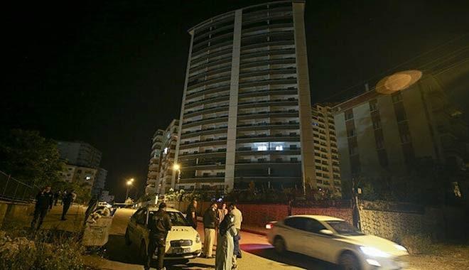 Ankara'da, 18 katlı bina çökme riskine karşı tahliye edildi: Apartman sakinleri 'evlerimizin değeri düşecek' diye tepki gösterdi