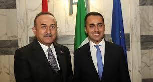 İtalya Dışişleri Bakanı Di Maio'nun Türkiye'ye gerçekleştireceği ziyaret 19 Haziran'a ertelendi