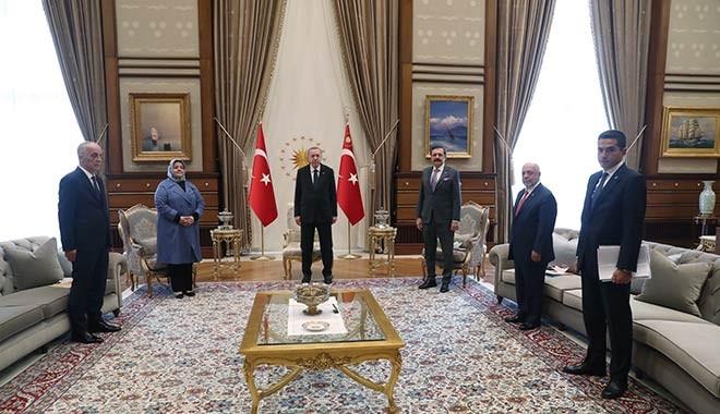 Erdoğan'dan kıdem tazminatı için kritik görüşme