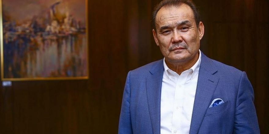 Türk Konseyi Genel Sekreteri Amreyev'den Bm 75. Genel Kurul Başkanlığına Seçilen Bozkır'a Tebrik