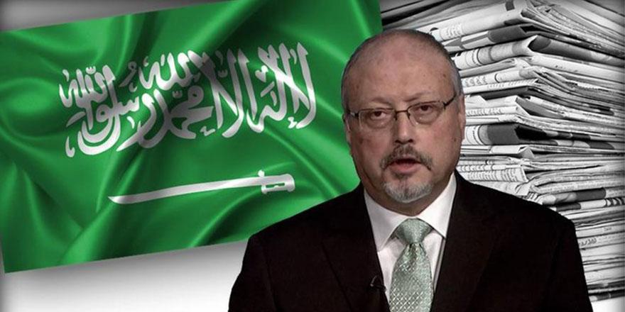 Suudi Arabistan'dan yeni Kaşıkçı açıklaması