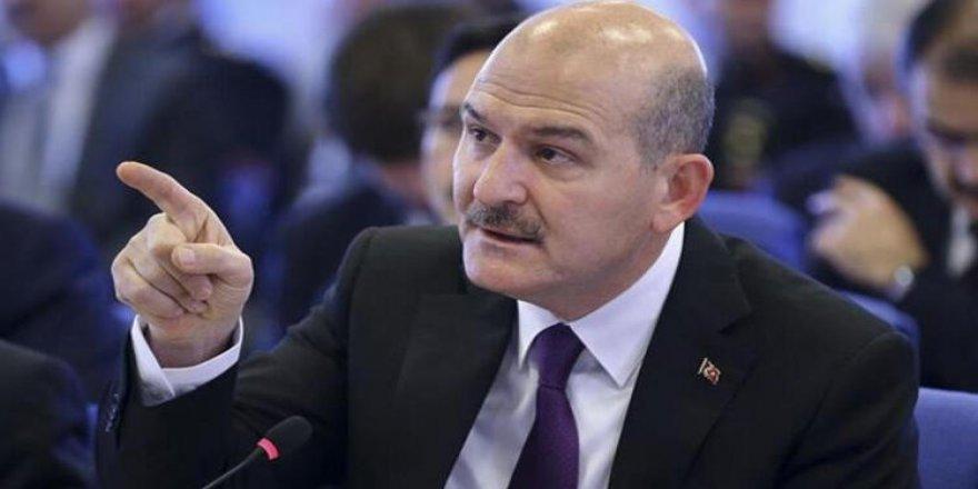 İçişleri Bakanı Süleyman Soylu'dan çok sert tepki: Saygı Öztürk'ün bu yazısı namussuzluktur