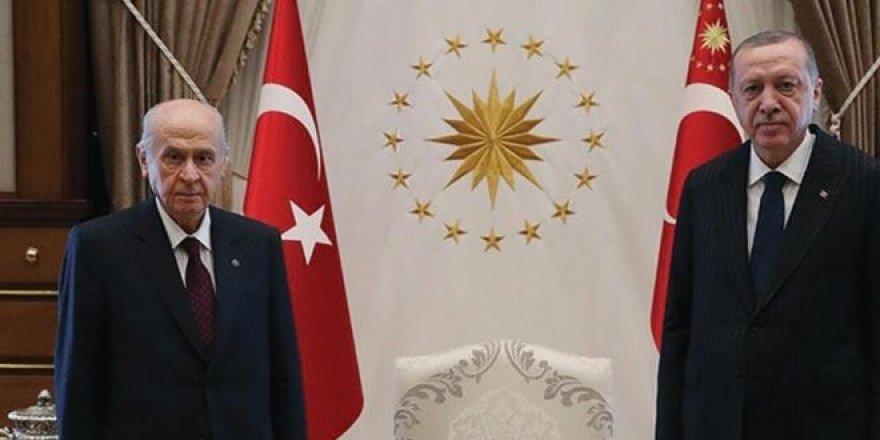 Erdoğan ile Bahçeli arasında 2023 mutabakatı