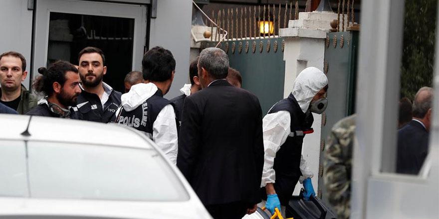 Reuters: Türk polisi Kaşıkçı'nın cesedini arıyor