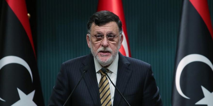 Libya Başbakanı Serrac: Türkiye'ye Minnet Duyuyoruz