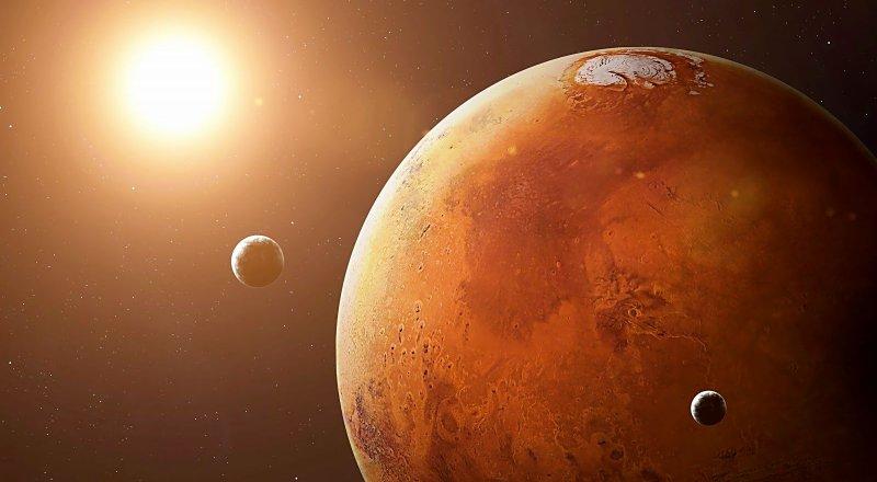 KIZIL GEZEGEN MARS'TA KENDİ KENDİNE YETEBİLEN BİR KOLONİ KURULABİLMESİ İÇİN EN AZ KAÇ İNSANA İHTİYAÇ DUYULACAK ?
