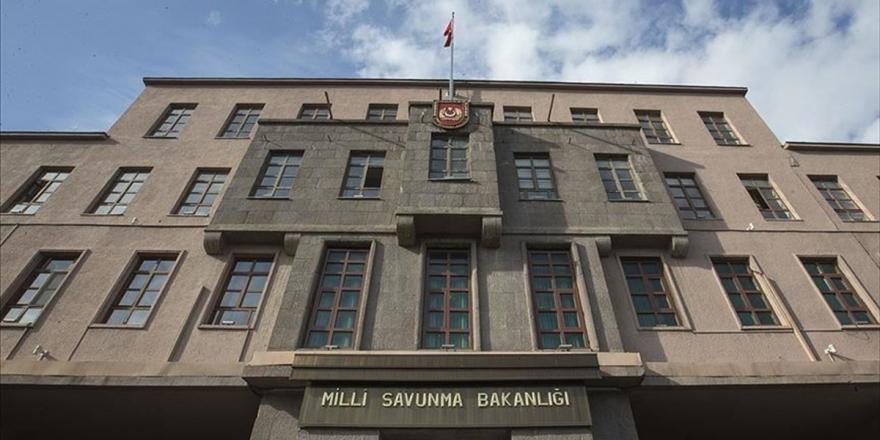 MSB: Pençe-kaplan Operasyonu'nda Komandolar Yeni Hedefleri Ele Geçirdi