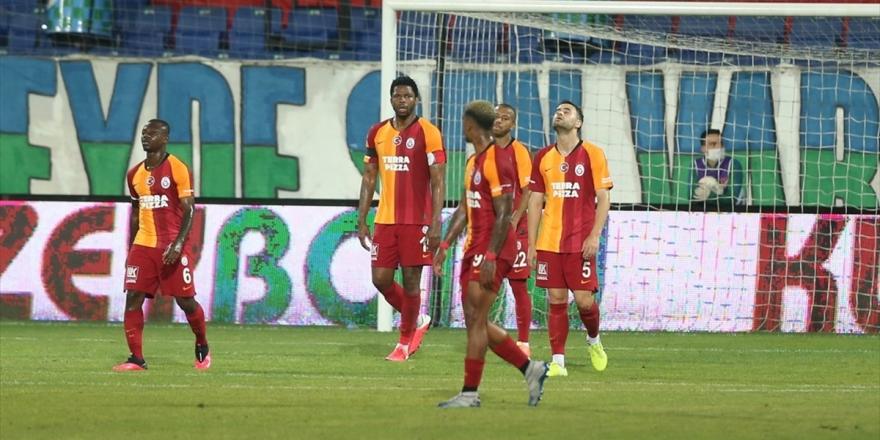 Galatasaray'ın Konuğu Gaziantep Fk