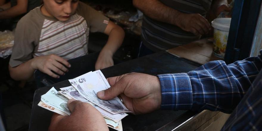 Türk Lirası İdlib'de Piyasayı Rahatlattı