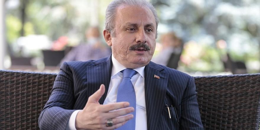 TBMM Başkanı Şentop: Yassıada Teklifi Salı Günü Meclis Genel Kuruluna Gelecek
