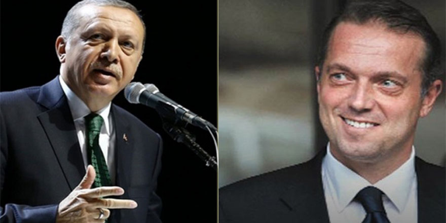 Uzan'dan Erdoğan'a tebrik