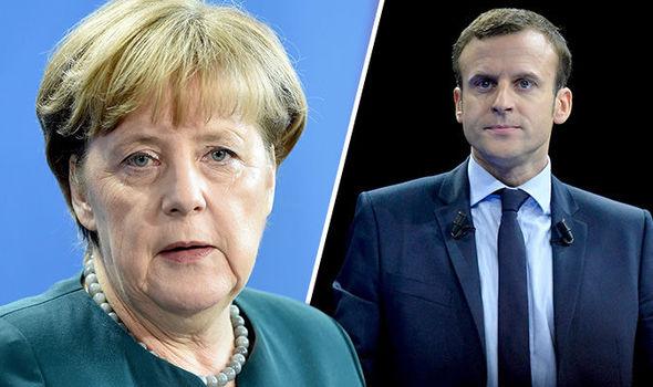 Merkel ve Fransa'dan Kaşıkçı Açıklamaları