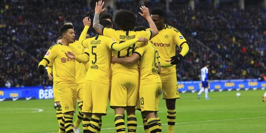 Borussia Dortmund, Sezonu İkinci Sırada Tamamlamayı Garantiledi