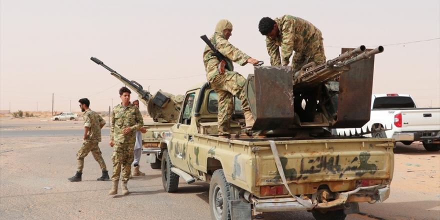 Libya Ordusu: Sisi'nin Açıklamaları Apaçık Bir Dış Müdahale Ve Savaş İlanıdır