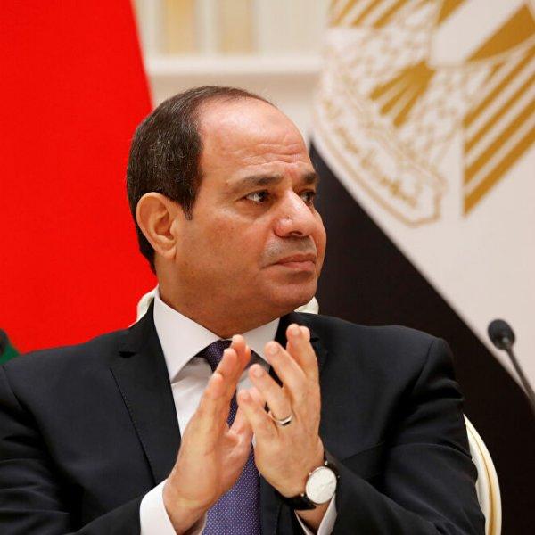 Sisi, Libya konusunda Türkiye'yi uyarmaya kalktı
