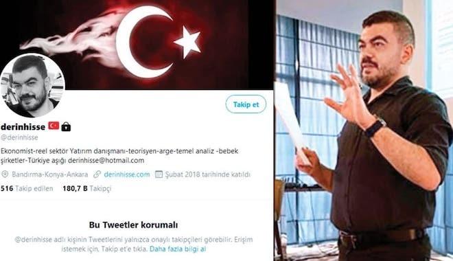 SPK'dan, borsa cambazı Önder Tavukçuoğlu'na 1.2 milyon ceza