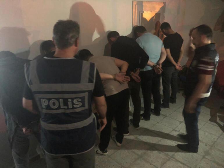 Ankara'da pavyon baskını! İçeriden gelen sesler...