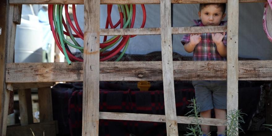 Gazze'deki Suriyeli Mülteciler Unrwa'dan Yardım İstedi
