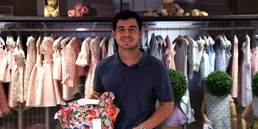 Hollywood'un Minik Ünlüleri 'Türkiye' İmzalı Elbiseleri Tercih Etti