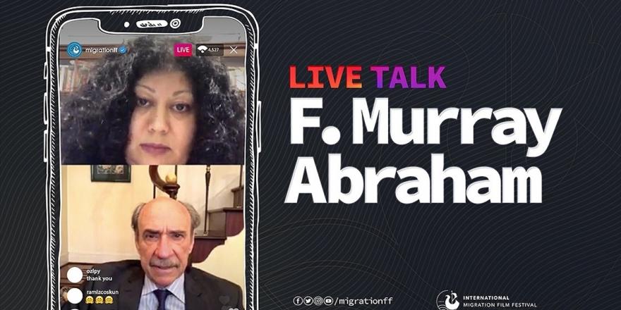 Oyuncu Abraham: Mültecilerle İlgili Neler Olduğunu Filmlerle Anlatmaktan Daha İyi Bir Yol Var Mı Bilmiyorum
