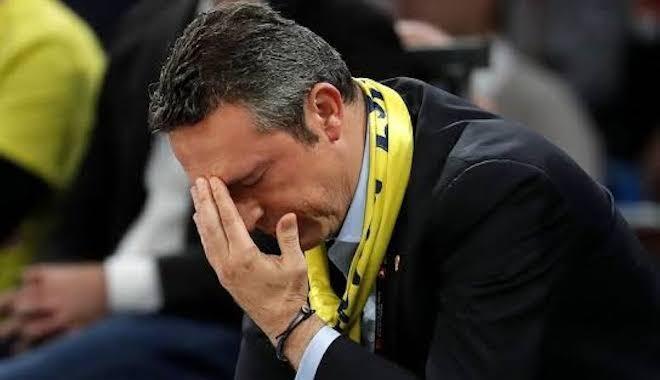 Fenerbahçe taraftarı sonunda çıldırdı: Ali Koç istifa!