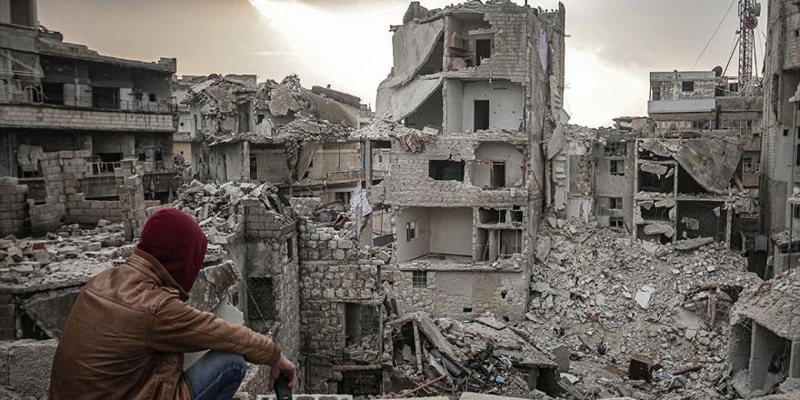 Suriye'de Yüz Binler Hayatlarından Umudu Kestikleri Yakınlarını Arıyor
