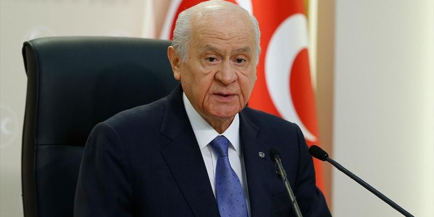 """MHP lideri Bahçeli FETÖ'den 10 yıl alan isme sahip çıktı... """"Davası tekraren ve titizlikle değerlendirilmeli"""""""