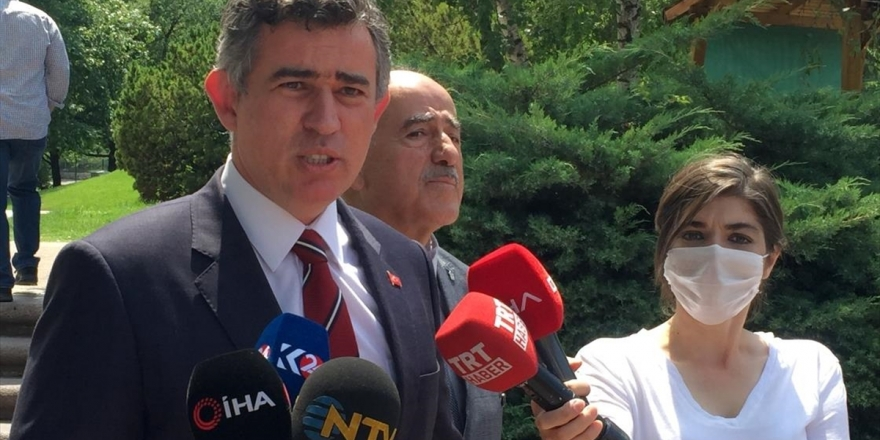 TBB Başkanı Feyzioğlu'ndan Baro Başkanlarının Yürüyüşüne İlişkin Açıklama