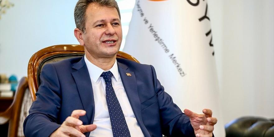 ÖSYM Başkanı Aygün: Yks'nin Sorunsuz Uygulanması İçin Tüm Tedbirleri Alıyoruz